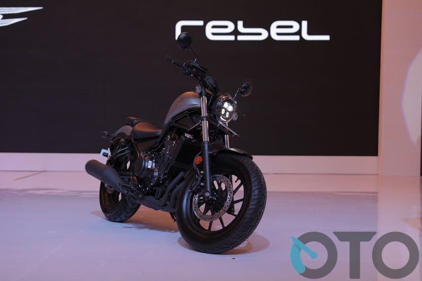 Dijual Rp 169,2 Juta, Ini Ubahan Honda CMX 500 Rebel Terbaru