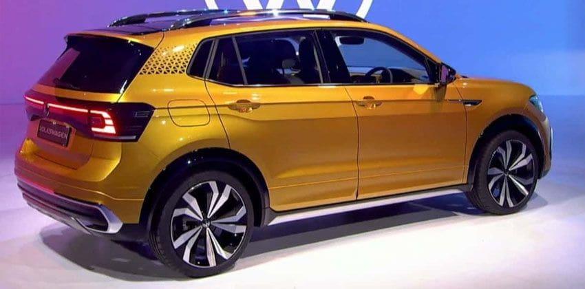 Volkswagen unveils 2021 Taigun compact SUV in India ...