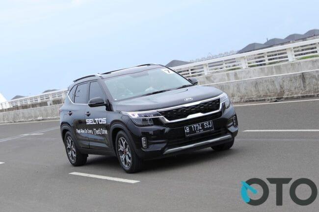 First Drive Kia Seltos EXP: Rangsangan Turbo dan Transmisi Kopling Ganda
