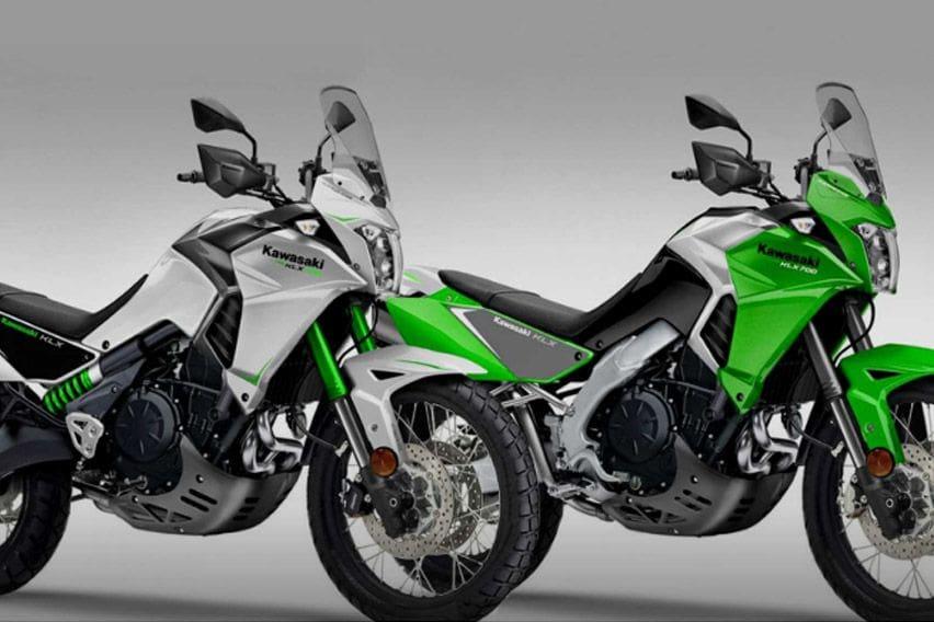 Benarkah Kawasaki Rancang KLX 700?