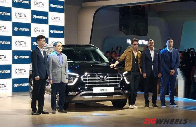 Auto Expo 2020: Hyundai breaks cover of second-generation Creta