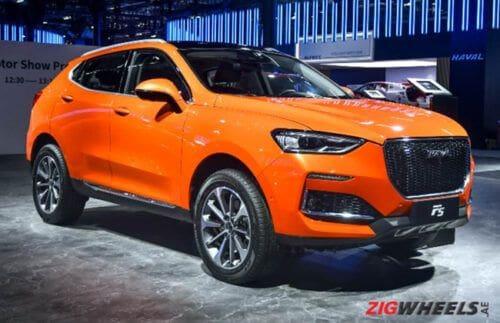 Auto Expo 2020: GWM unveils Haval F5