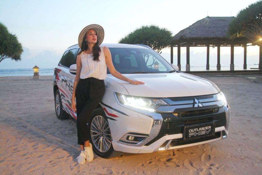 First Drive Mitsubishi Outlander PHEV (Part - 2): Memaksimalkan Potensi Hybrid