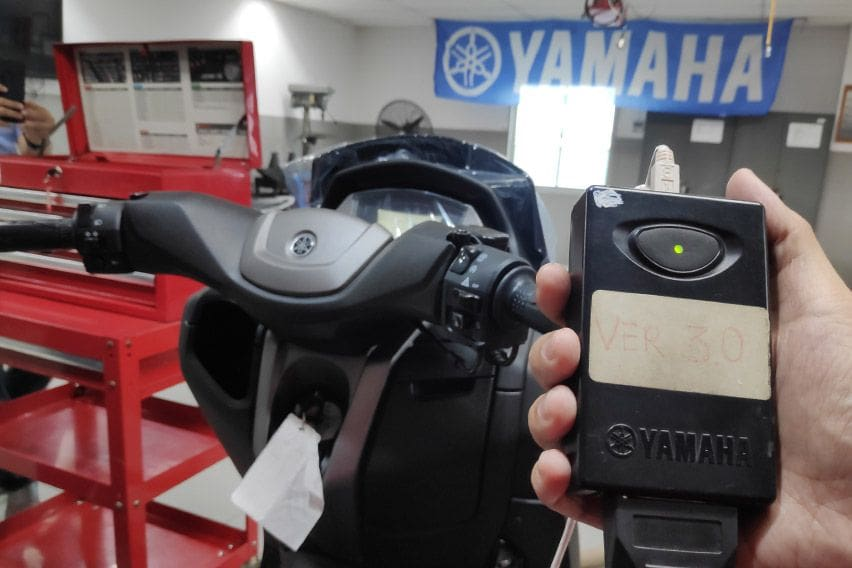 Yamaha Diagnostic Tools