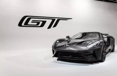 2020 Ford GT gets bare Carbon Edition; packs 13 horsepower more