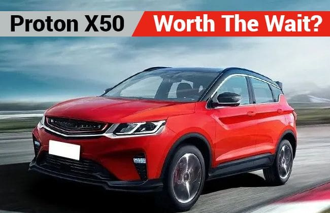 Reasons why Proton X50 is worth the wait