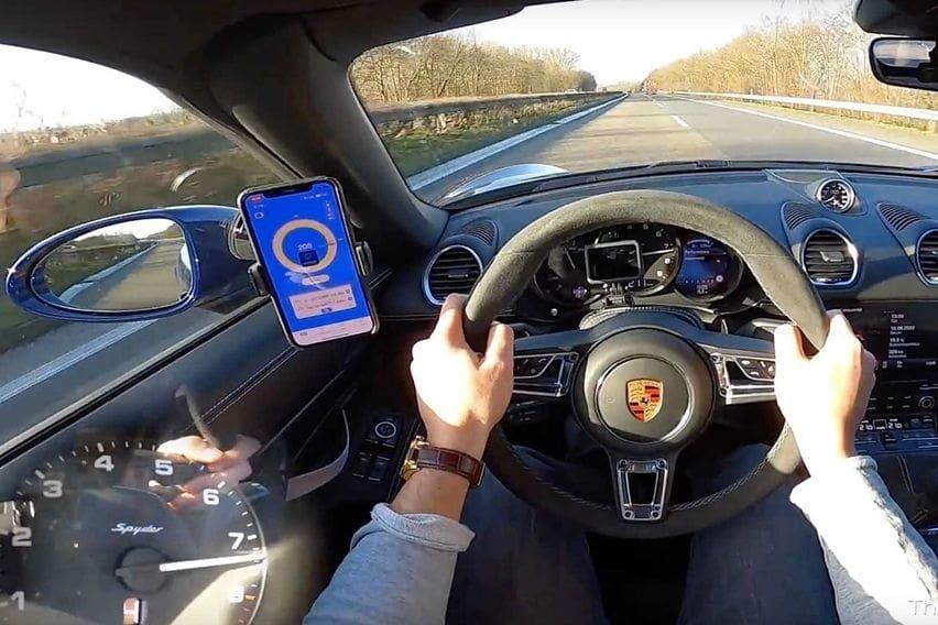 Porsche 718 AutoTopNL Autobahn