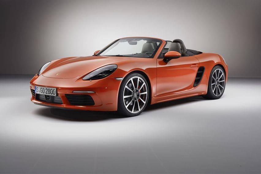 Jangan Anggap Remeh Baby Porsche 718 Spyder, Sanggup Tembus 300 Kpj