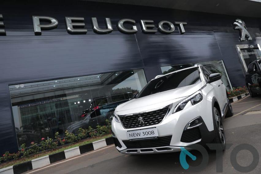 Mau Beli Peugeot 3008, Astra Tawari Bunga 0 Persen atau Bebas Cicilan 6 Bulan