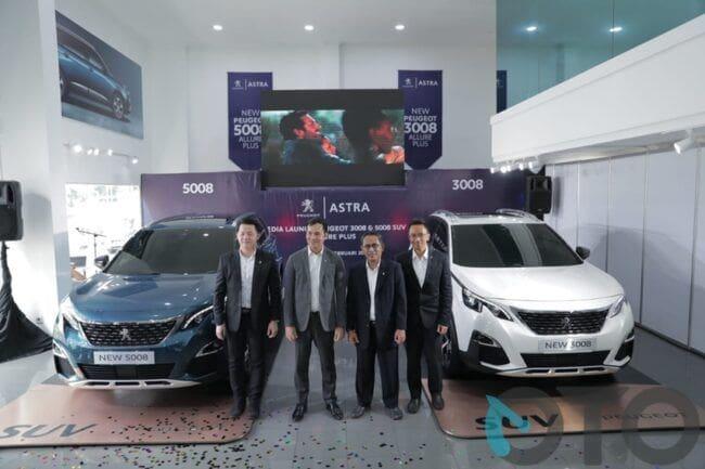 Peugeot Indonesia Luncurkan 3008 dan 5008 Allure Plus, Ada Fitur Baru dan Lebih Murah