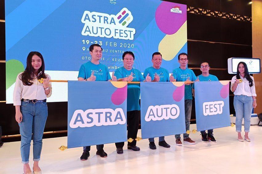 Astra Auto Fest 2020 Siap Kasih Diskon Promo Toyota, Daihatsu, BMW