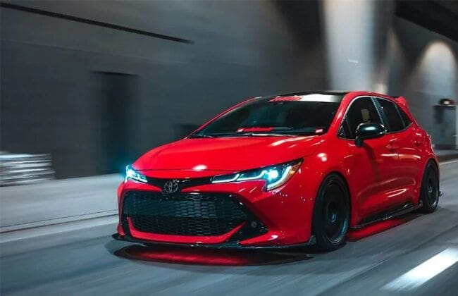Toyota expected to bring GR Corolla hatchback by 2023 with 253 PS engine