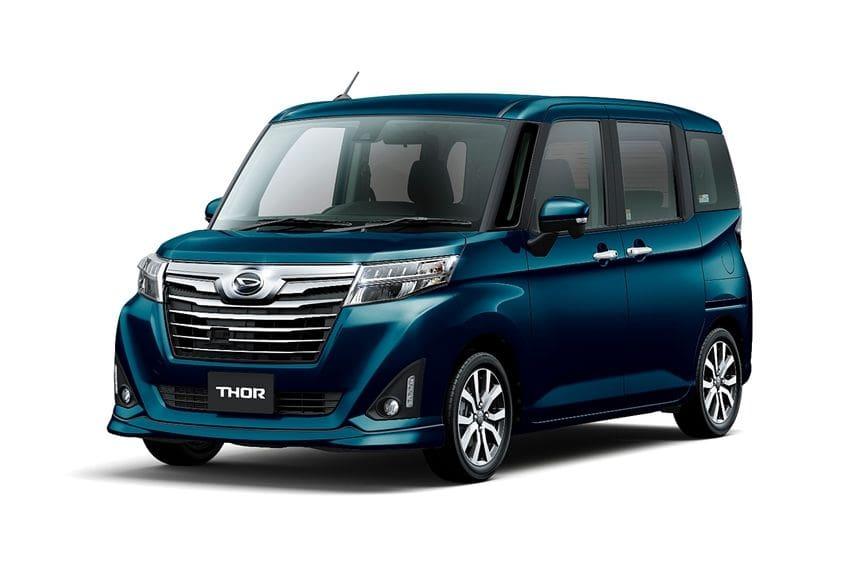 Pakai Platform DNGA, Pengembangan Mobil Daihatsu Kian Singkat
