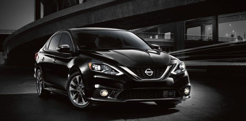 Nissan Sentra front