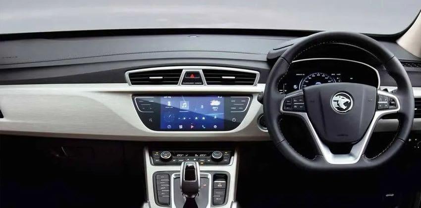 2020 Proton X70 CKD interior