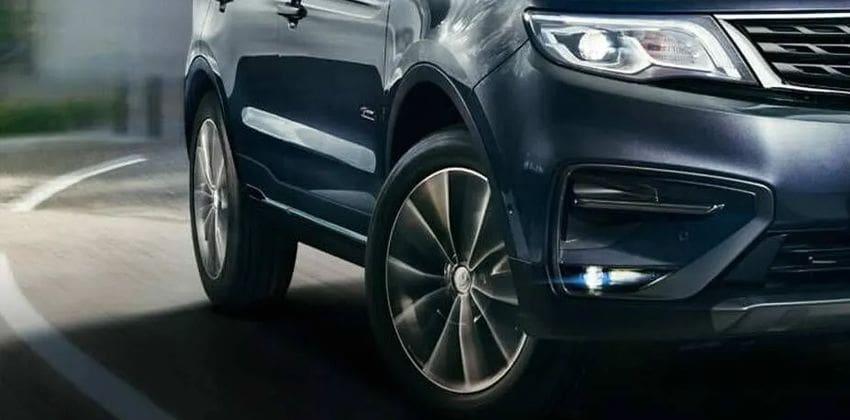 2020 Proton X70 CKD wheels