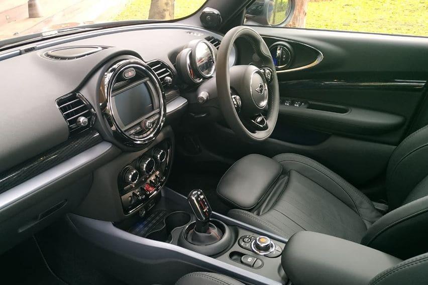 Interior Mini Clubman 2020
