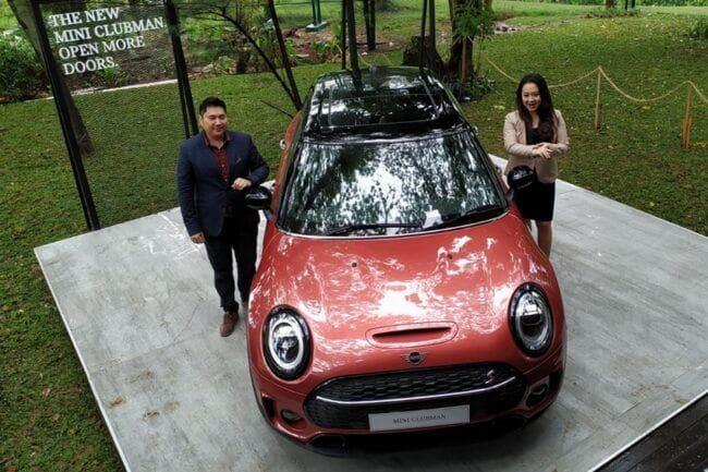 Penuh Aksen British, Mini Cooper Clubman 2020 Dipasarkan Rp 700 jutaan di Indonesia