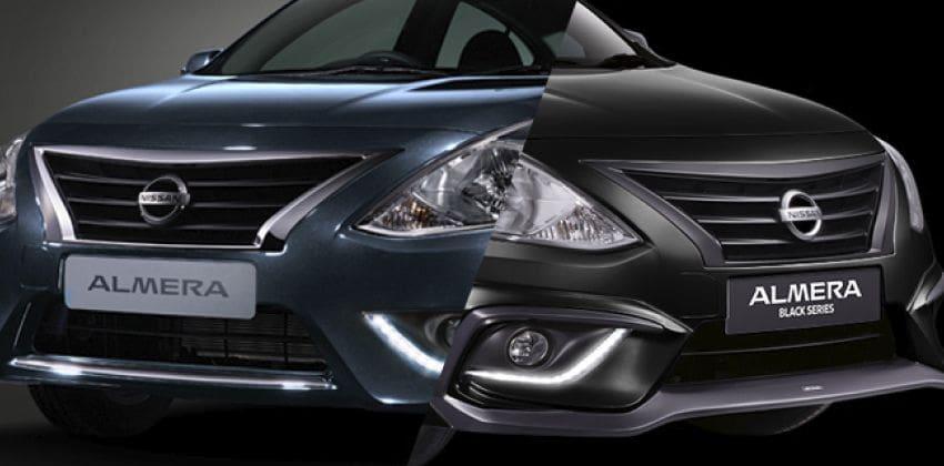 Nissan Almera Black Edition What S Different Zigwheels