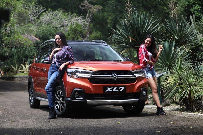 Hal Menarik Suzuki XL7