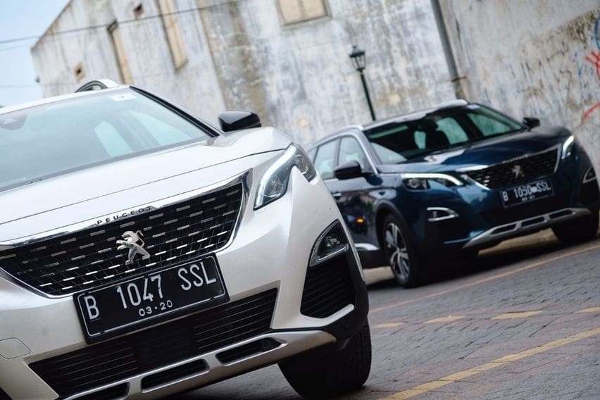 peugeot 3008 & 5008 first drive