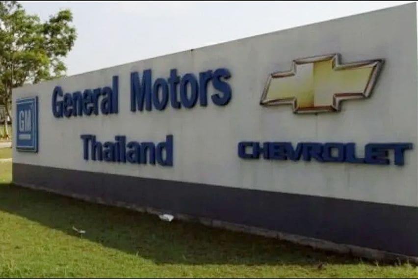 Seperti Indonesia, GM Thailand Juga Gulung Tikar