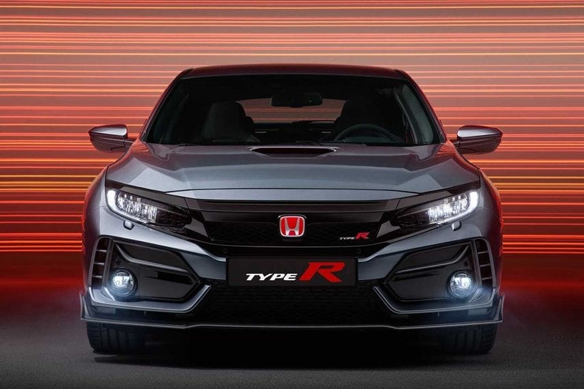 civic type r front