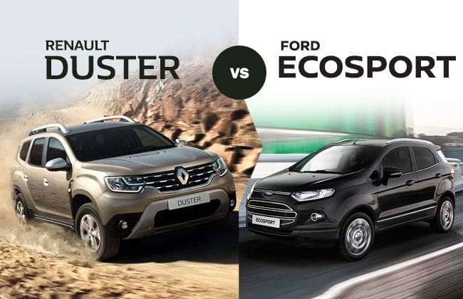Renault Duster vs Ford EcoSport - Which one to buy?