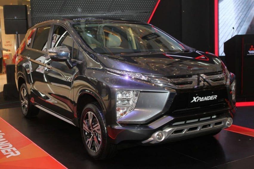 Setelah Suzuki XL7, Giliran Mitsubishi Xpander Terbaru Meluncur