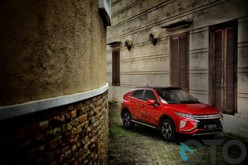 Road Test Mitsubishi Eclipse Cross: Komplet dan Menyenangkan (Part-2)