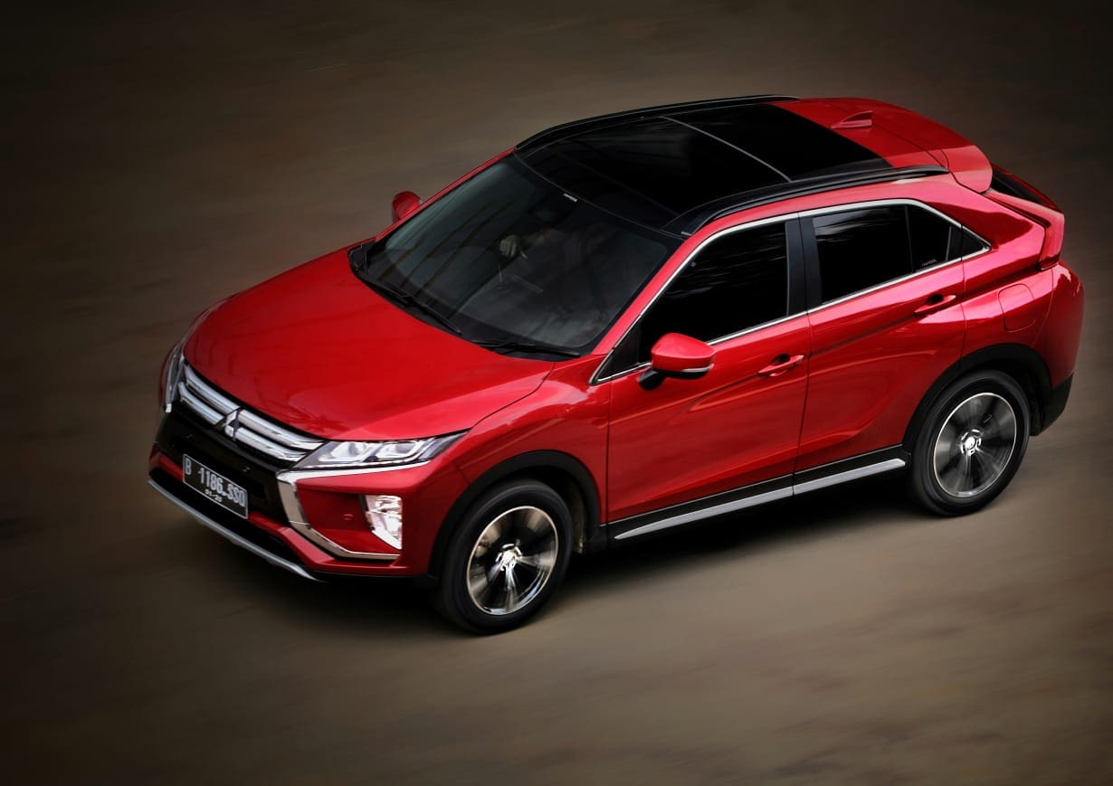 Road Test Mitsubishi Eclipse Cross: SUV Kompak Mewah? (Part-1)