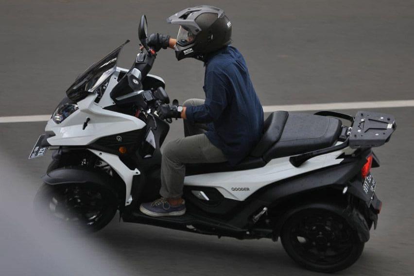 Test Ride Qooder Oto.com