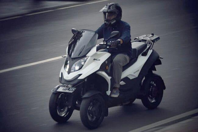 Test Ride Qooder: Kinerja Empat Roda di Dalam Kota, Praktis? (Part-1)