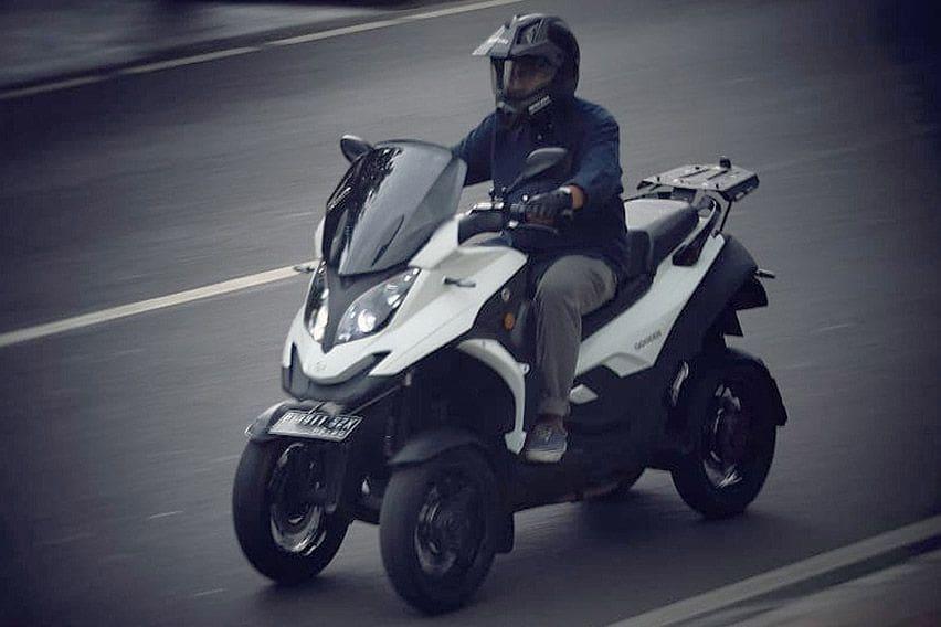 Qooder Test Ride Oto.com