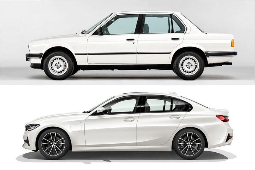 Entry Level BMW 3-Series Sedan Dulu dan Kini, Evolusi Sesuai Tradisi