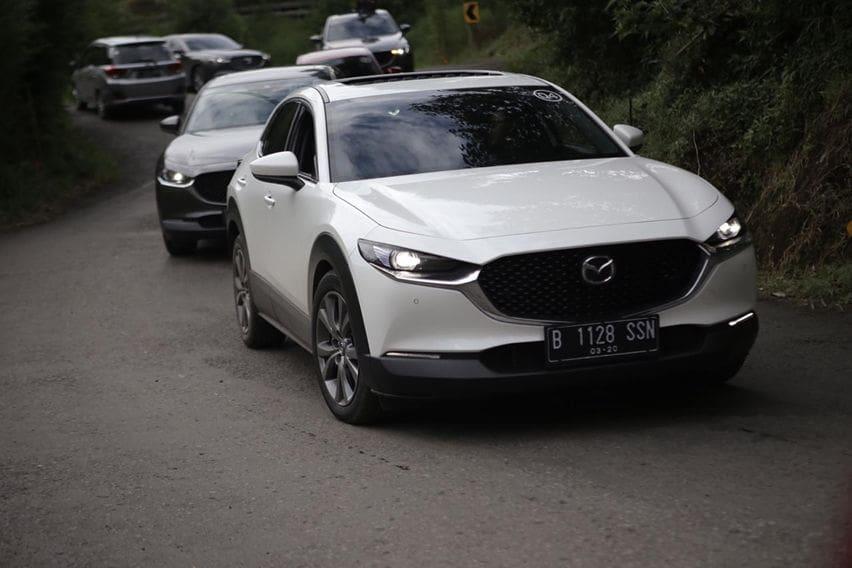 Road Test Mazda CX-30: Nyaris Sempurna!