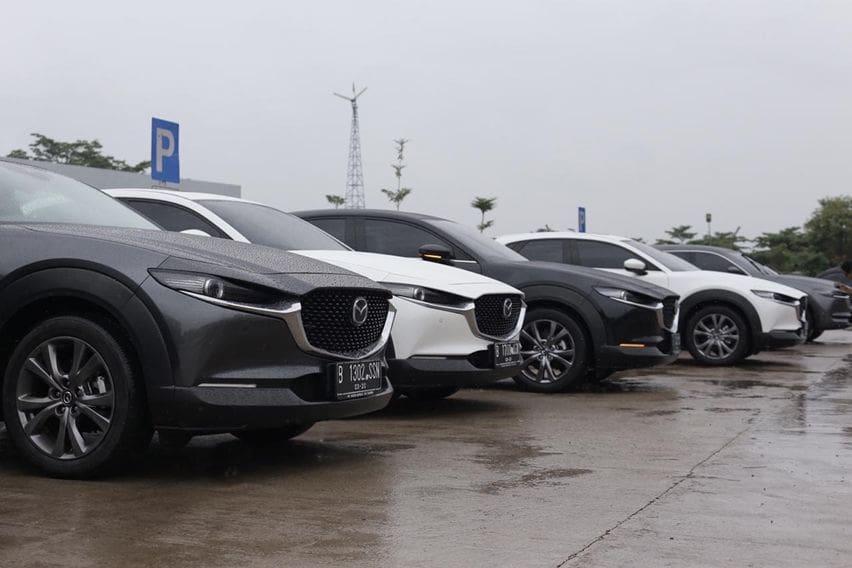 Posisi Mazda CX-5 dan CX-3 Makin Terjepit Di Pasar Nasional