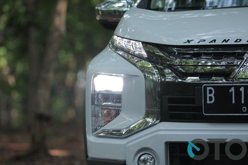 xpander cross dynamic shield