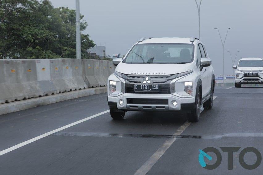 mitsubishi xpander driving impression