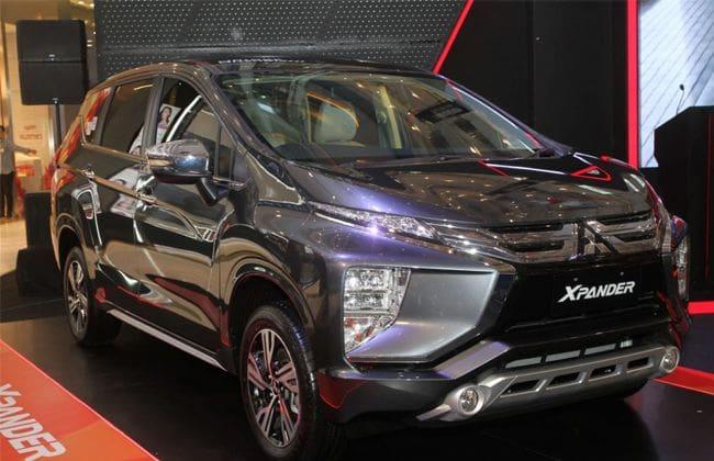 Mitsubishi launches 2020 Xpander facelift | Zigwheels