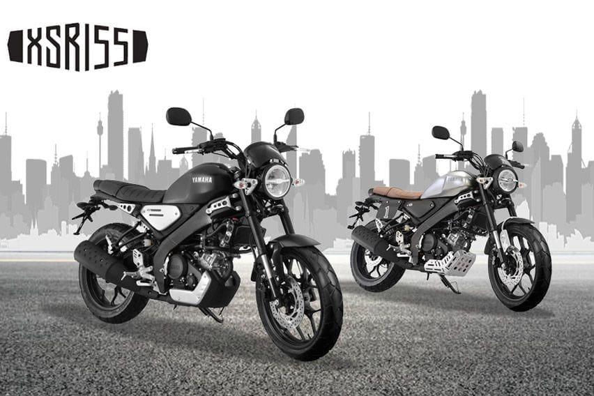 Yamaha XSR 155 Aksesoris