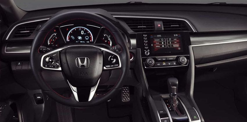 Get Civic 1.5 Turbo 2020 Honda Civic Interior