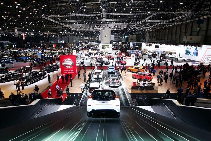 Petaka, Virus Corona Gagalkan Pameran Akbar Geneva Motor Show 2020!