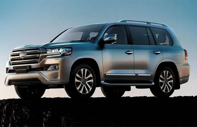 Study claims that Toyota Land Cruiser is here for a long haul!