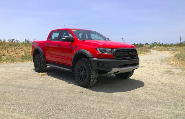 4 Features that make this Ford Ranger a Raptor