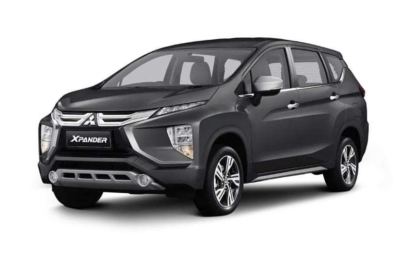 Xpander Ultimate 2020 front
