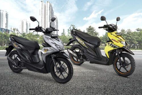 Harga Otr Honda Beat Street Di Bandung Simulasi Kredit Cicilan Oto