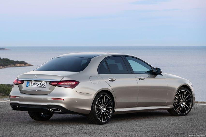 Mercedes-Benz E-Class 2021 facelift