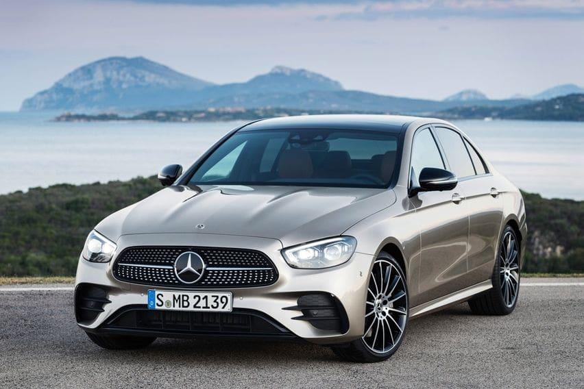 Mengenal Lebih Dekat Leluhur Mercedes-Benz E-Class