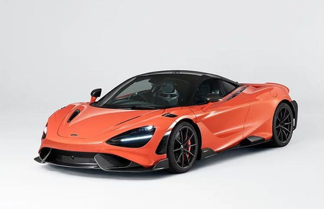 The new 2021 McLaren 765LT is highly vigorous and robust!